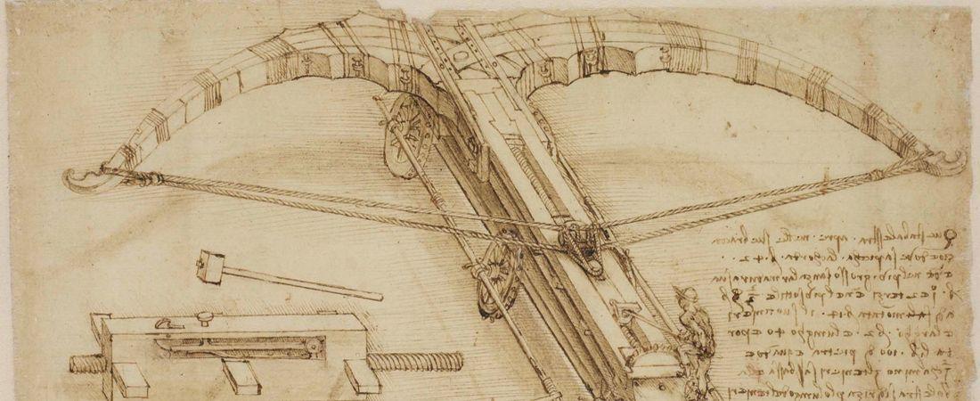 Leonarda Da Vinci: Die Kunst der Erfindung – zwischen Ordnung und ...