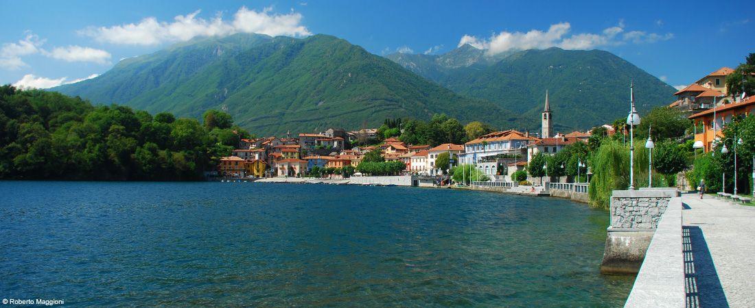 Mergozzo charmantes dorf einem ferienort am lago di for Lago di mergozzo